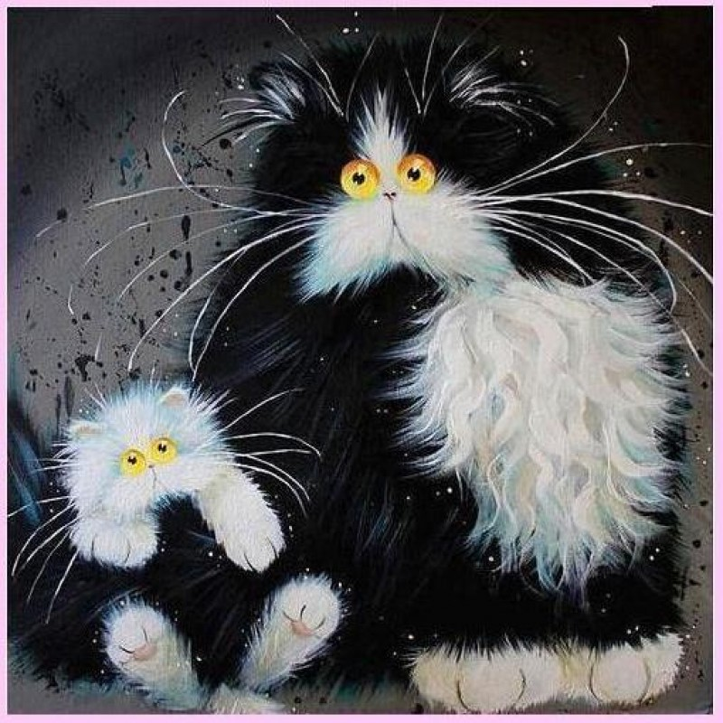 Floofy Cats Collection - ...