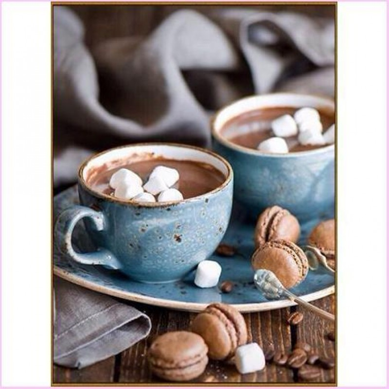 A Cup of Hot Cocoa -...
