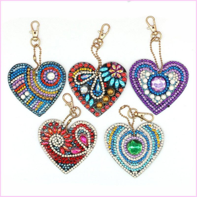 Bejeweled Hearts - D...