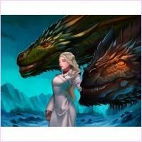 Mother of Dragons (CLEARA...